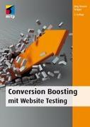 Cover-Bild zu Conversion Boosting mit Website Testing von Krüger, Jörg Dennis