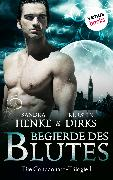Cover-Bild zu Die Condannato-Trilogie - Band 1: Begierde des Blutes (eBook) von Henke, Sandra