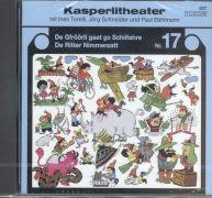 Cover-Bild zu Torelli, Ines (Gelesen): De Gfröörli gaat go Schiifahre / De Ritter Nimmersatt