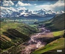 Cover-Bild zu Seisenbacher, Priska (Fotogr.): Entlang der Seidenstraße 2022 - Reise-Fotografie von Priska Seisenbacher - Wandkalender 58,4 x 48,5 cm - Spiralbindung