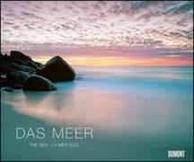 Cover-Bild zu DUMONT Kalender (Hrsg.): Das Meer 2022 - Natur-Fotografie - Wandkalender 58,4 x 48,5 cm - Spiralbindung