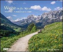 Cover-Bild zu DUMONT Kalender (Hrsg.): Wege in die Natur 2022 - Wandkalender 52 x 42,5 cm - Spiralbindung