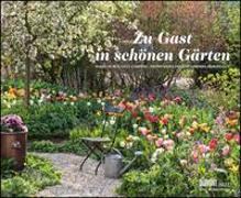 Cover-Bild zu Borkowski, Elke (Fotograf): Zu Gast in schönen Gärten 2022 - DUMONT Garten-Kalender - Querformat 52 x 42,5 cm - Spiralbindung