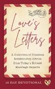 Cover-Bild zu Love's Letters: A Collection of Timeless Relationship Advice from Today's Hottest Marriage Experts (eBook) von Feldhahn, Shaunti