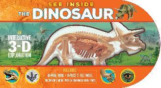 Cover-Bild zu See Inside the Dinosaur von Bright, Michael
