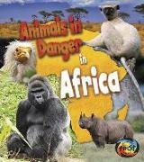 Cover-Bild zu Animals in Danger in Africa von Spilsbury, Richard