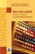 Cover-Bild zu Non solo calcoli von Villani, Vinicio