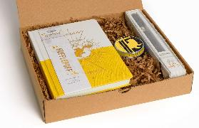 Cover-Bild zu Insight Editions: Harry Potter: Hufflepuff Boxed Gift Set