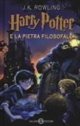 Cover-Bild zu Rowling, Joanne K.: Harry Potter 01 e la pietra filosofale