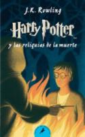 Cover-Bild zu Rowling, Joanne K.: Harry Potter 7 y las reliquias de la muerte