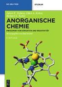 Cover-Bild zu Anorganische Chemie von Huheey, James