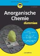 Cover-Bild zu Anorganische Chemie für Dummies von Böhme, Uwe