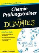 Cover-Bild zu Chemie für Dummies Prüfungstrainer von Ortanderl, Stefanie
