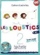 Cover-Bild zu Les Loustics 02. Cahier d'activités + CD Audio - Arbeitsbuch mit Audio-CD von Denisot, Hugues