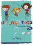 Cover-Bild zu Les Loustics 02. Livre de l'élève - Kursbuch von Denisot, Hugues