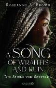 Cover-Bild zu A Song of Wraiths and Ruin. Die Spiele von Solstasia (eBook) von Brown, Roseanne A.
