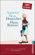 Cover-Bild zu Deutsches Haus von Hess, Annette