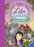 Cover-Bild zu Lila und Zausel, Band 2: Ein Pony in Gefahr von Mayer, Gina