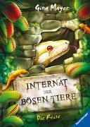 Cover-Bild zu Internat der bösen Tiere, Band 3: Die Reise von Mayer, Gina
