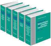 Cover-Bild zu Handbuch der Bauinvestitionen und Immobilienkapitalanlagen - HdB von Behlau, Ansgar