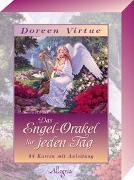 Cover-Bild zu Virtue, Doreen: Das Engel-Orakel für jeden Tag