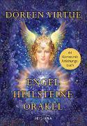 Cover-Bild zu Virtue, Doreen: Engel-Heilsteine-Orakel