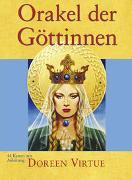 Cover-Bild zu Virtue, Doreen: Orakel der Göttinnen