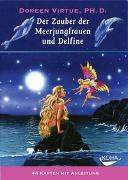 Cover-Bild zu Virtue, Doreen: Der Zauber der Meerjungfrauen und Delfine, Orakelkarten (Geschenkartikel)