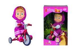 Cover-Bild zu Masha Original Dreirad