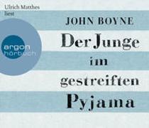Cover-Bild zu Der Junge im gestreiften Pyjama von Boyne, John