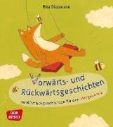 Cover-Bild zu Vorwärts- und Rückwärtsgeschichten von Diepmann, Rita
