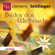 Cover-Bild zu Bilder der Weihnacht von Bittlinger, Clemens