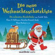 Cover-Bild zu Die neue Weihnachtsschatzkiste von Vahle, Fredrik (Gespielt)