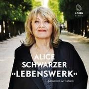 Cover-Bild zu Schwarzer, Alice: Lebenswerk