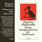 Cover-Bild zu Highsmith, Patricia: Kleine Mordgeschichten für Tierfreunde