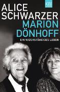 Cover-Bild zu Schwarzer, Alice: Marion Dönhoff