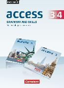 Cover-Bild zu English G Access, Allgemeine Ausgabe, Band 3/4: 7./8. Schuljahr, Grammar and Skills von Bygott, David W.