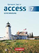 Cover-Bild zu Access, Bayern, 7. Jahrgangsstufe, Schülerbuch - Lehrerfassung, Kartoniert von Eberhard, Dominik