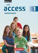 Cover-Bild zu English G Access, G9 - Ausgabe 2019, Band 1: 5. Schuljahr, Schülerbuch - Lehrerfassung, Kartoniert von Curran, Peadar