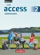 Cover-Bild zu English G Access, G9 - Ausgabe 2019, Band 2: 6. Schuljahr, Schülerbuch - Lehrerfassung, Kartoniert von Curran, Peadar