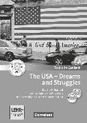 Cover-Bild zu Topics in Context, The USA - Dreams and Struggles, Teacher's Manual mit CD und DVD-ROM, Mit interaktiven Tafelbildern und Leistungsmessvorschlägen von Becker-Ross, Ingrid