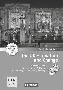 Cover-Bild zu Topics in Context, The UK - Tradition and Change, Teacher's Manual mit CD und DVD-ROM, Mit interaktiven Tafelbildern und Leistungsmessvorschlägen von Brünker, Peter