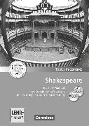 Cover-Bild zu Topics in Context, Shakespeare, Teacher's Manual mit CD und DVD-ROM, Mit interaktiven Tafelbildern und Leistungsmessvorschlägen von Jung, Hubert