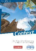 Cover-Bild zu Context, Nordrhein-Westfalen, Vorschläge zur Leistungsmessung für Klausuren und mündliche Prüfungen, CD-ROM und Audio-CD von Buchholz, Sabine