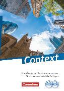Cover-Bild zu Context, Zu allen Ausgaben (außer Nordrhein-Westfalen), Vorschläge zur Leistungsmessung für Klausuren und mündliche Prüfungen, CD-ROM und Audio-CD von Hubertus, Mark
