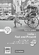 Cover-Bild zu Topics in Context, India - Past and Present, Teacher's Manual mit CD und DVD-ROM, Mit interaktiven Tafelbildern und Leistungsmessvorschlägen von Hoch, Jörg