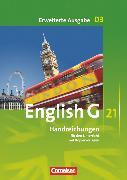 Cover-Bild zu English G 21, Erweiterte Ausgabe D, Band 3: 7. Schuljahr, Handreichungen für den Unterricht, Mit Kopiervorlagen von Brünker, Peter