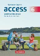 Cover-Bild zu Access, Bayern, 6. Jahrgangsstufe, Grammar and Skills von Bolton, David