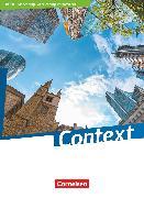 Cover-Bild zu Context, Berlin/Brandenburg/Mecklenburg-Vorpommern - Ausgabe 2019, Schülerbuch, Kartoniert von Bartscherer, Irene