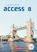 Cover-Bild zu Access, Bayern, 8. Jahrgangsstufe, Schülerbuch, Festeinband von Harger, Laurence